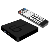 Beelink GS1 Android 7.1 Caixa de TV 6K 2GB / 16GB