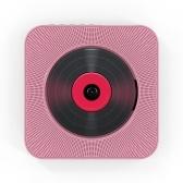 Портативный настенный CD-плеер BT-динамик с дистанционным управлением