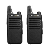 2PCS Retevis RT22 Talkie Walkie