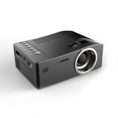 UC18 Mini Portable LCD Projector  Home Theater 1080P US EU Plug