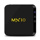 MX10 Android 7.1.2 TV Box RK3328 4 Go / 32 Go EU Plug