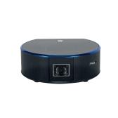 Portátil Mini Projetor Inteligente HD 1080 P BT 4.0 Projetor DLP Inteligente Multimídia Cinema Home Theater Projetor de Vídeo com Tripé Suporte Plug UE
