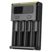 NITECORE NEW i4 Интеллектуальное зарядное устройство