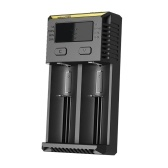 NITECORE NEW i2 Carregador de Bateria Inteligente