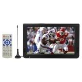 D10 10,1 pouces lecteur multimédia portable récepteur DVB-T2
