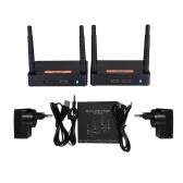 Transmissor sem fio completo do transmissor HD 1080P do receptor do transmissor de Measy FHD676 HDMI