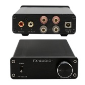 FX Audio 1002A Portable Hifi Mini Power Amplifier 160W*2 TDA7498E 2 Channel Pure Digital Audio Home Amplifier