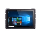 Tablet PC de 10.1 pulgadas compatible con Windows 10 Intel Z8350 4GB / 64GB Cámaras duales Tablet Computer 2.4G / 5G WiFi BT4.0 Impermeable A prueba de polvo A prueba de caídas