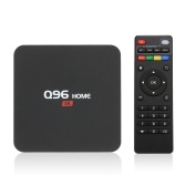 Q96 HOME Smart Android 8.1 TV Box RK3229 Quad Core UHD 4K Media Player 1GB / 8GB 2.4G WiFi H.265 VP9 HDR10 Video Player with Remote Control