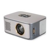 Proiettore LCD SD40 LED 1080P Home Theater 500 lumen Rapporto di contrasto 1000: 1 con porta USB HD
