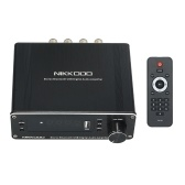 NIKKODO NA-568 Mini amplificatore audio HiFi Ricevitore audio Bluetooth 5.0