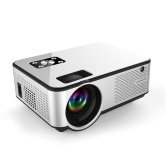 C9 LED Mini Projector 1280*720P Full HD Projector Video Beamer Home Theater Support HD USB AV VGA AUX Video Player