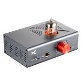 XDuoo / MT-601 Высокопроизводительный усилитель для наушников 6N11 / E88CC Ламповый транзисторный усилитель для наушников Предварительный усилитель с входом / выходом AUX HiFi-наушник Вакуумный ламповый усилитель Многофункциональный усилитель для наушников для дома и компьютера
