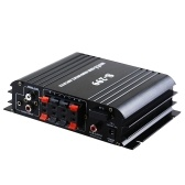 S-299 Mini 4.1 Audio Stereo Power Amplifier BT Portable Car and Home Dual-use 4*40W Remote Control Audio Amplifier