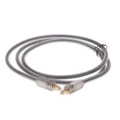 1.5M Ligne Audio Numérique à Fibre Optique Toslink Câble de Connexion  pour Amplificateur Président CD DVD DAT MD DAC LD
