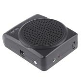 Mini 8 Multi voz Changer microfone alto-falante megafone