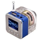 Мини-цифровая портативная музыка MP3 / 4-плеер TF USB-дисковод FM-радио