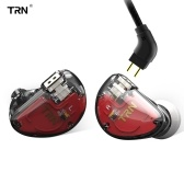 TRN V30 Headphones 0.75mm 2Pin In-ear Wired Headset 3.5mm Jack Headphone Earhook for Smartphone MP3