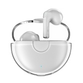 Lenovo LP80 BT 5.0 Earbuds True Wireless Headphones BT Earphone Waterproof Wireless Headphones Noise Isolation Earbuds Quick Charge Fast Pairing In-ear Sports Headset Charging Box Touch Control
