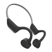 S.Wear J20 Knochenleitungskopfhörer Drahtloser Bluetooth 5.0 Kopfhörer IP56 Wasserdichtes Outdoor-Sport-Headset Stereo Qcc3003 Freisprecheinrichtung mit Mikrofon