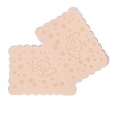 2Pcs Facial Puff Face Clean Sponge Face Lavagem Esponja Facial Cleaning Tool Sponge Puff Aleatória Cor