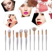 GUJHUI 1 Stück Gesichts Make-Up Pinsel Kosmetik Lip Foundation Augenbraue Rouge Puderpinsel Pinsel Schönheit Werkzeuge