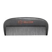 Peine de madera del pelo del hombre Peine de la barba Anti-estática Masculino Mini Peine de masaje del bigote del pelo facial