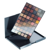 54 Colors Sexy Professional Beauty Matte Glitter Long-lasting Pigment Palette Eye Cosmetics Makeup Tool Eyeshadows