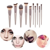 GUJHUI Proofessional Makeup Brush Facial Makeup Brush Cosmetic Brushes Multifunctional Eyebrow Blush Foundation Powder Brush Beauty Tools