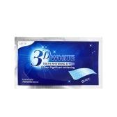 1PCS 3D Teeth Whitening Tiras Anti-Sensitive Gel Tiras