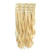 Frauen Kunstfaser Haarteile