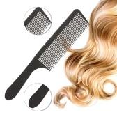 Пластиковые расчески для стрижки волос с тонкими зубьями, расческа для стрижки волос для салона, инструменты для ухода за волосами