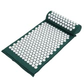 Almofada Massager Acupressure Mat aliviar o Stress Dor Acupuntura Massagem Pillow Espiga Mat Yoga com Pillow