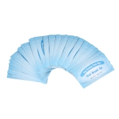 50Pcs Wipes Dental Clean Dente Whitening Tool para limpeza profunda oral