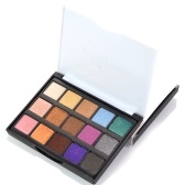 Popfeel 15 Color Eyeshadow Eye Maquillaje Accesorios