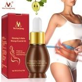 MeiYanQiong Emagrecimento celulite óleo essencial de massagem
