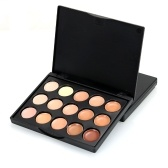 Popfeel Mini 15 Colors Cosmetic Foundation Gesichtscreme