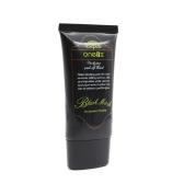 Reinigende Mitesser-Entferner Peel-Off Gesichtsreinigung Schwarz Gesichtsmaske