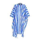 Buntes Salon-Umhang-Frisuren-Kleid-wasserdichtes Tuch Haircutting-Haar-Färbungs-Kleid Antistatisch