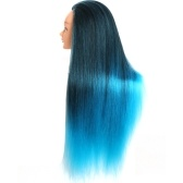 Modelos multicolores sintéticos de alta temperatura del entrenamiento del pelo de la pendiente sintética de la fibra