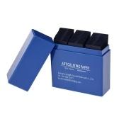 300 Blatt / Box Blau Dental Articulating Papierstreifen Dentallabor Produkte Werkzeug Mund Zähne Pflege Whitening Material