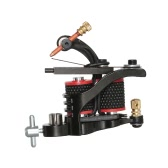 1pc Tattoo Machine Gun Professional Tattoo Motor Shader Tattoo Liner Body Permanent Art Tool Black