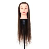 """26 """"Schaufensterpuppe Kopf Friseurausbildung Kopf Haar Flechten Haar Styling Praxis Dummy Kopf Hochtemperaturfaser Kopf Modell"""