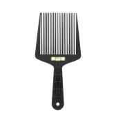 Pente de cabelo liso e de dentes largos para tintura de colorir Rachaduras de pigmento Mezclado de revestimento Ferramenta de escova de penteado de barbeiro