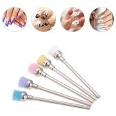 Одноразовая щетка для чистки ногтей