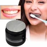 Отбеливание зубов Древесный уголь Порошок Отбеливатель Натуральный активированный органический