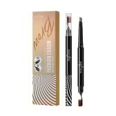 Водонепроницаемый карандаш для бровей Mcafee с вращающимся карандашом для бровей