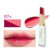 NOVO女性の美容化粧品グラデーションカラーモイスチャライジングリップスティック