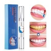SHEMAAN 1 Pc Eficaz Dentes Branqueamento Caneta Gel Dente Branqueador Lixívia Borracha Mancha Sorriso Cuidados Com Os Dentes