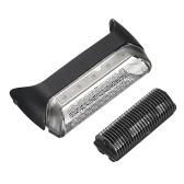 Shaver Foil Shaver Rejilla Afeitado y cuchillas para BRAUN 10B Serie 1190180170